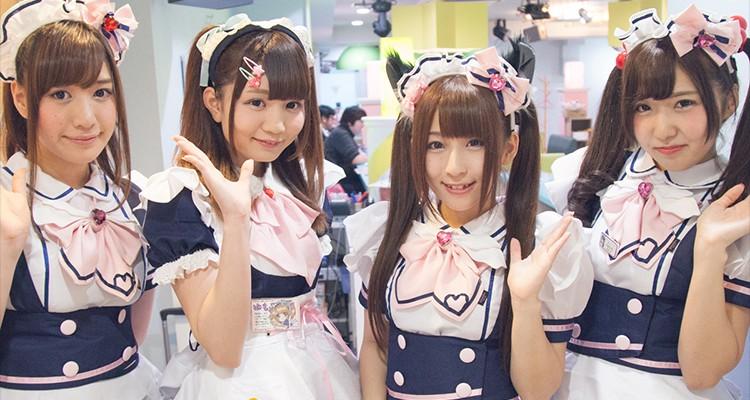Maidreamin - Maid Girls (foto jw-webmagazine.com)