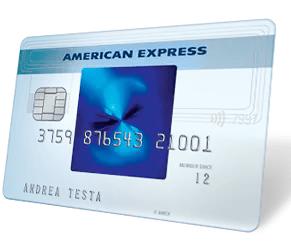 Blu American Express Gratis