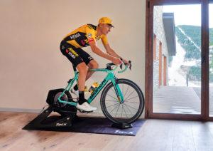 Giro d'Italia Virtuale by Enel (foto RCS Sport)