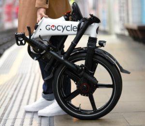 Gocycle ebike (foto gocycle media)