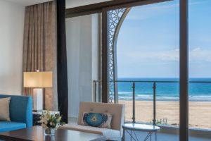 Hilton Tangier Al Houara Resort & Spa - Grand Deluxe 2 Bedrooms - Living Room