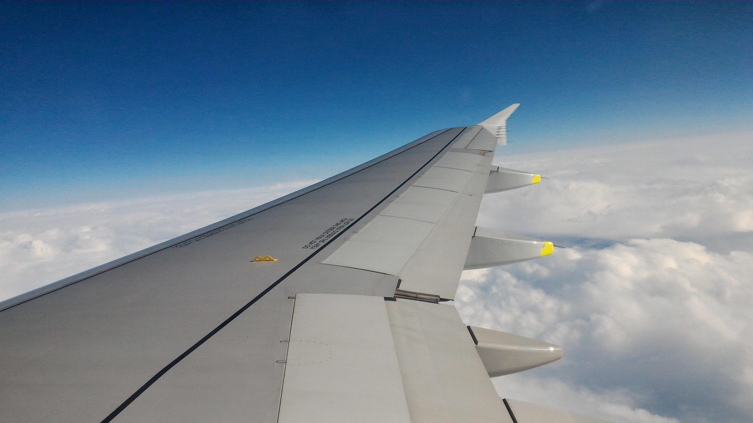 In volo verso Tokyo (foto aggynomadi)