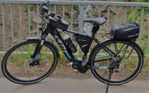 e-bike KTM (foto Lukàss Gàbor)