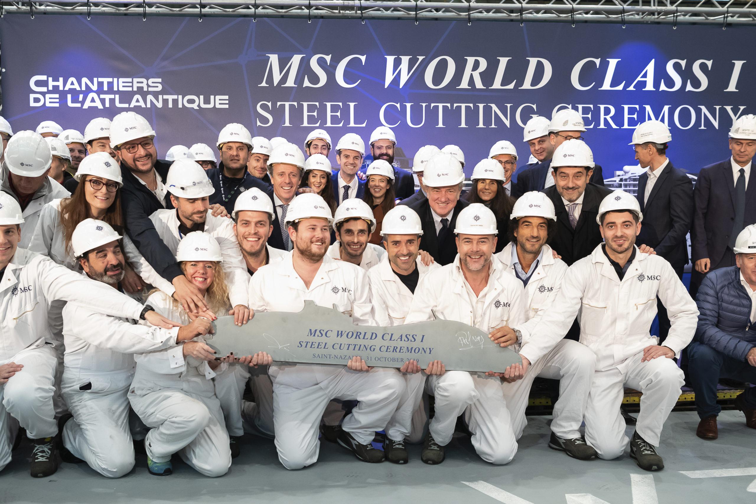 MSC World Class