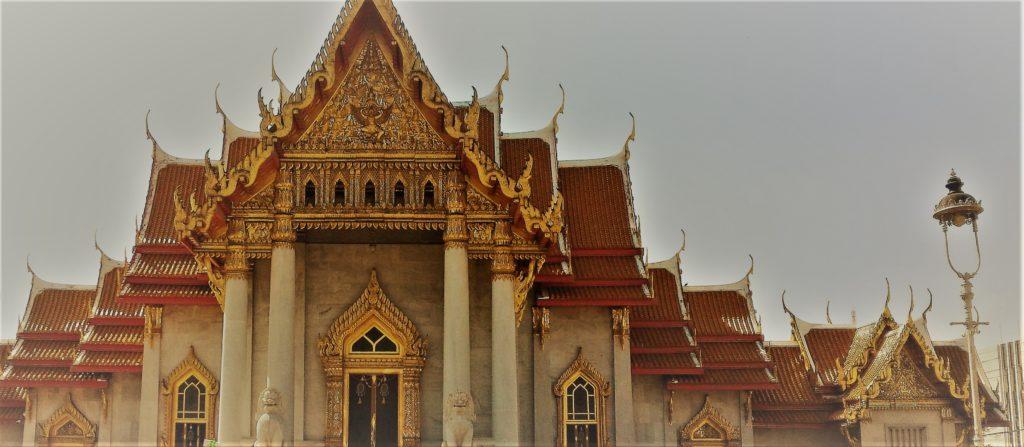 Bangkok -Il Tempio di marmo (foto aggynomadi)