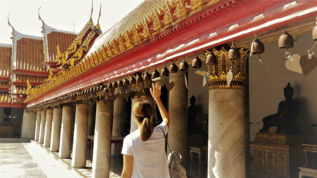Thailandia - Il suono delle campane del Tempio di Marmo (foto aggynomadi)