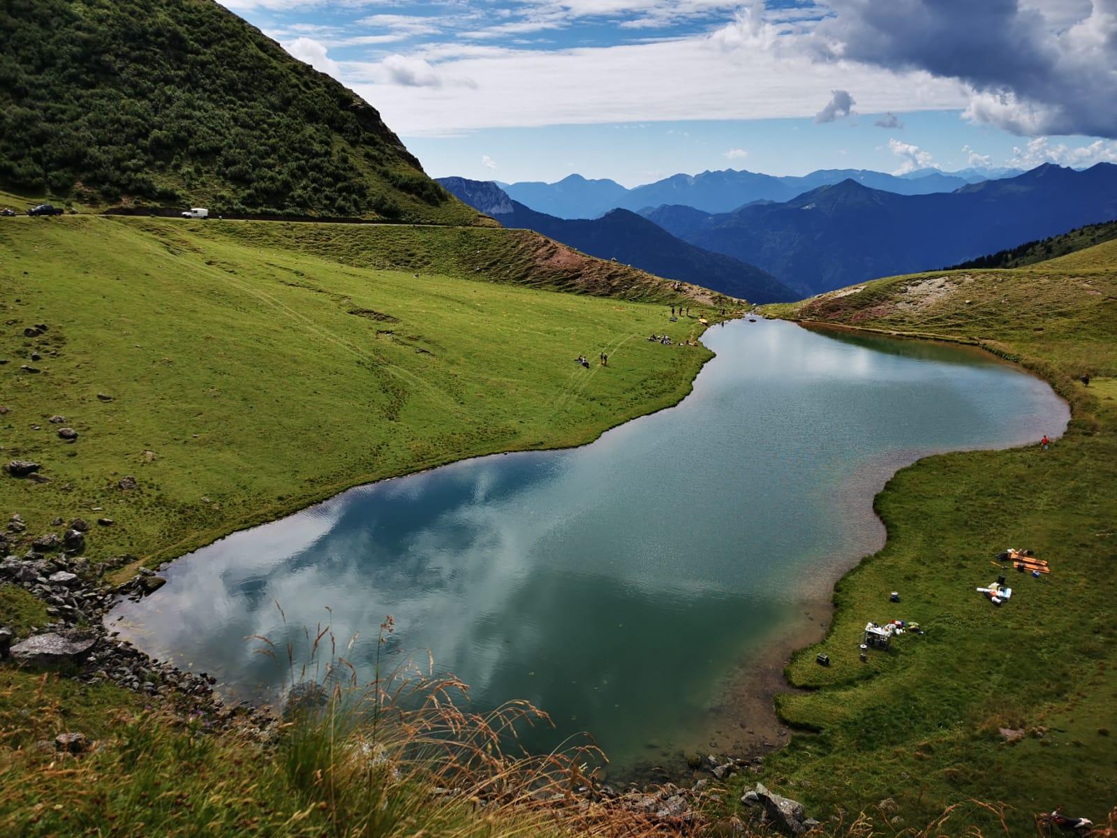 Lago Dimon (foto Tony M.)