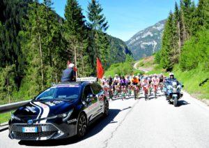 Giro E - Foto RCS Sport