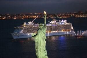 Royal Caribbean a NYC