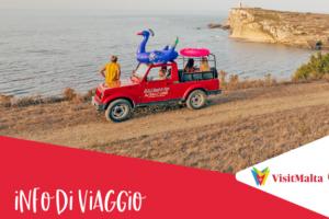 Visitare Malta in sicurezza - Info di viaggio